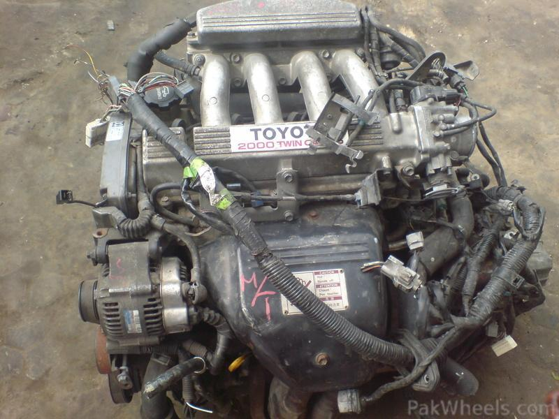 toyota 3s ge 2nd generation engine for sale car parts pakwheels forums. Black Bedroom Furniture Sets. Home Design Ideas