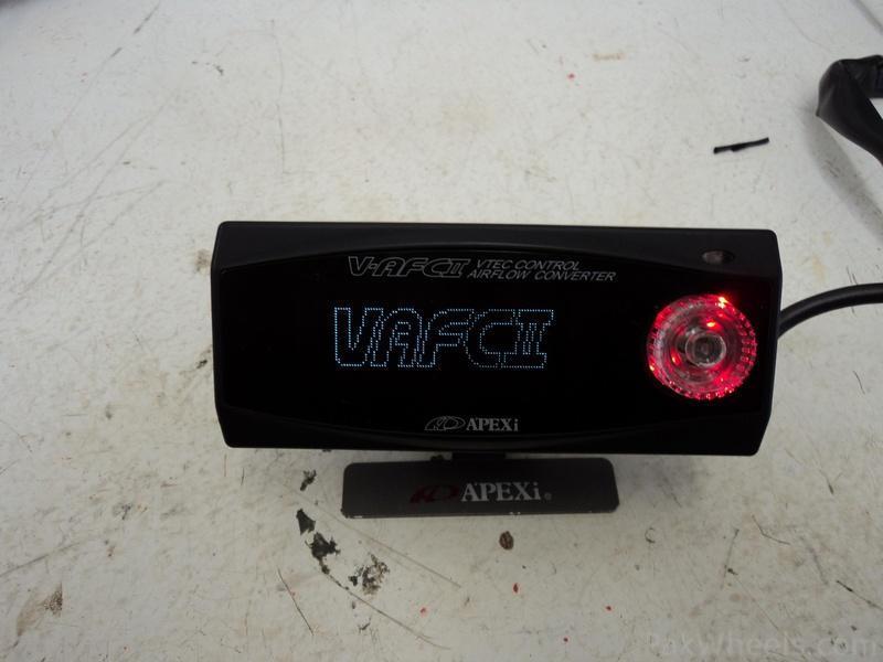 Fs apexi vafc 2 used car parts pakwheels forums sciox Gallery