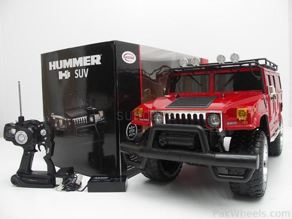 F S Rc 1 6 Hummer Cars Pakwheels Forums
