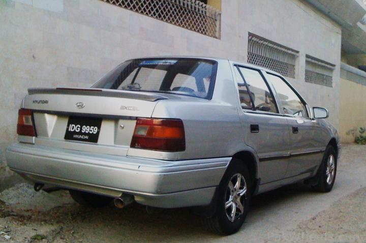 hyundai excel for sale islamabad cars pakwheels forums