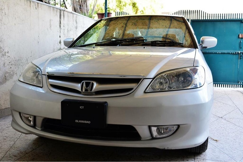 Honda Civic 2005 Vti Oriel Car For Sale Islamabad Cars