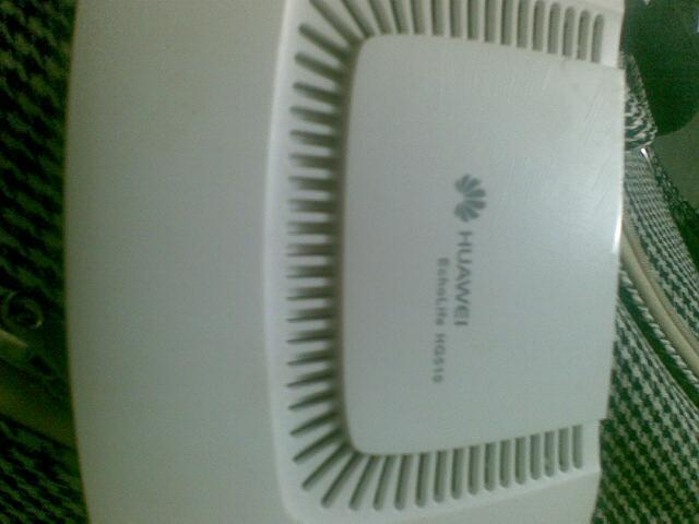 F S: Huawei EchoLife HG-510 Router For Sale - Non Wheels Discussions