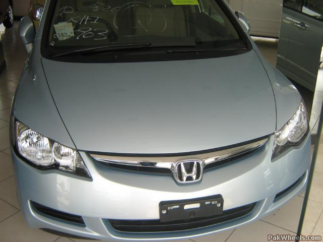 honda civic hybrid 2006 for sale cars pakwheels forums. Black Bedroom Furniture Sets. Home Design Ideas