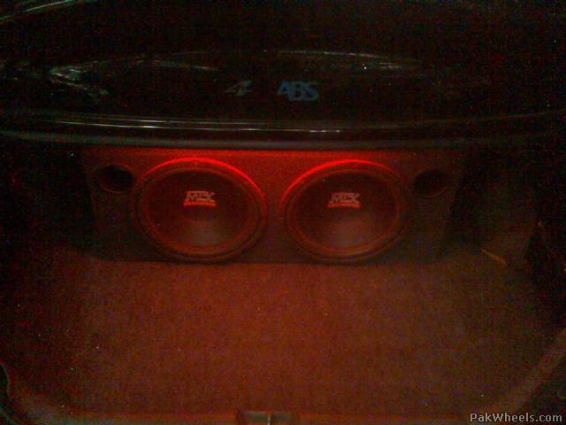 MTX Woofer For Sale - In-Car Entertainment (ICE) - PakWheels