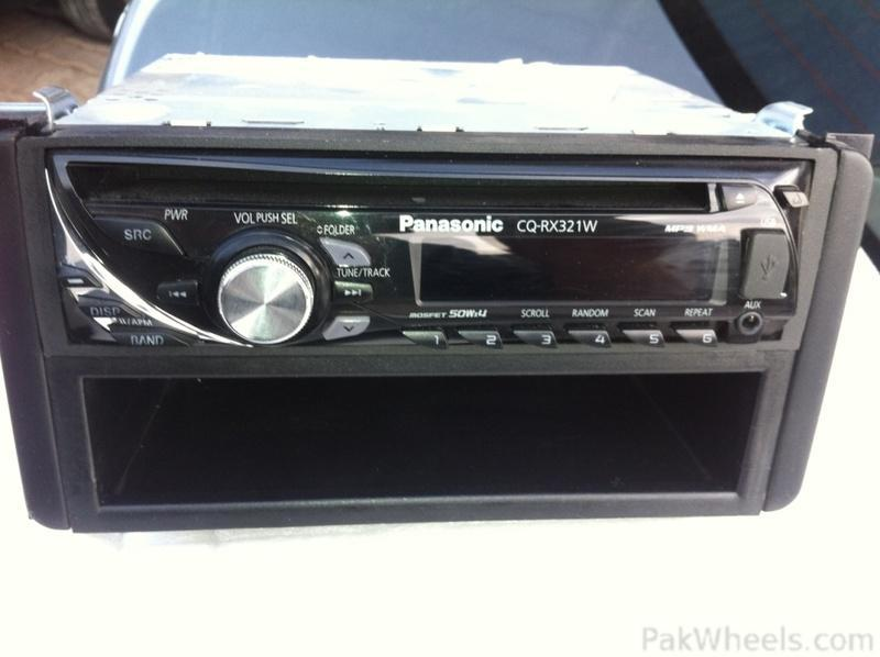 Panasonic car mp3 cd player with usb and remote of corolla gli 2012 panasonic car mp3 cd player with usb and remote of corolla gli 2012 publicscrutiny Images