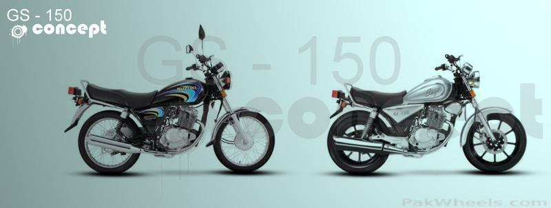 Suzuki GS 150 Modification idea - Suzuki Bikes - PakWheels