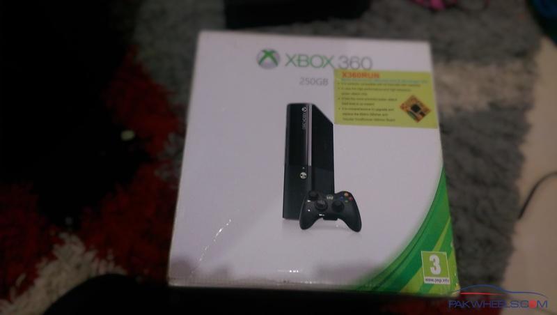 WTS Xbox 360 E 250gb - General Lounge - PakWheels Forums