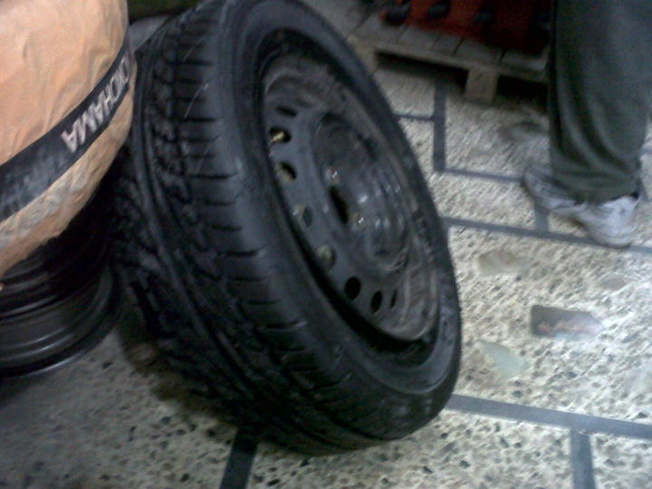 Bought New Tyres for my Ride (LM 703) - Mechanical