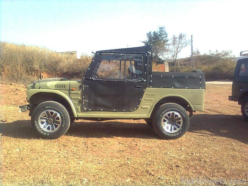 Suzuki lj 50