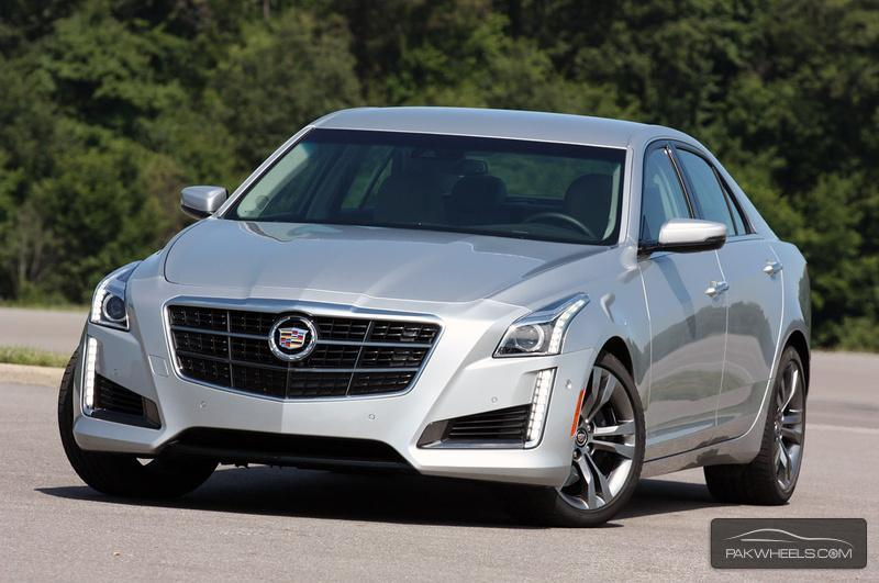 2014 Cadillac Cts Vsport Vintage And Classic Cars Pakwheels Forums