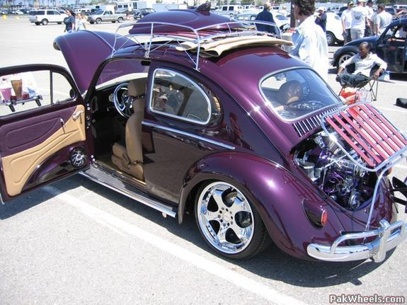 Pictures Of Modified Vw Beetles Foxy Vintage And Classic Cars