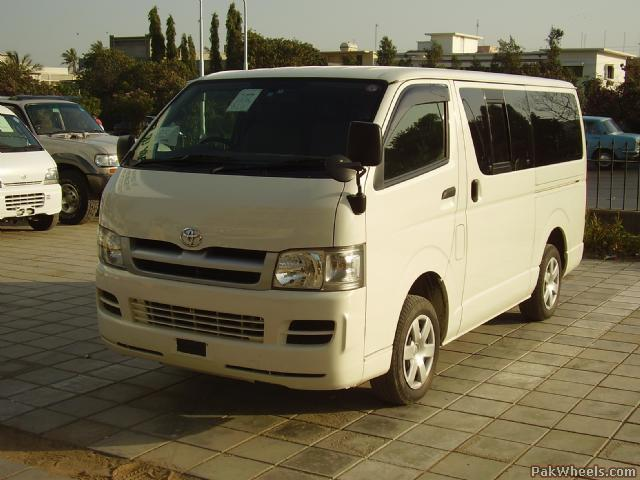 How Much Is A Car Inspection >> Toyota Hiace Van 14 seater (diesel) 2004 for sale - Cars - PakWheels Forums