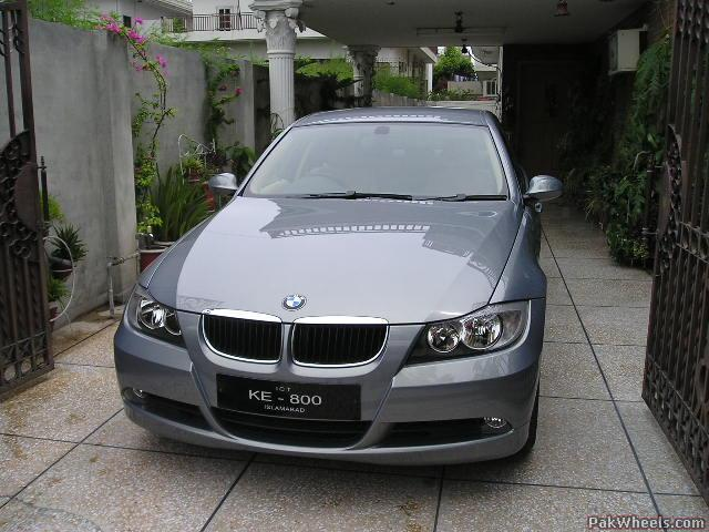 BMW I For Sale Cars PakWheels Forums - Bmw 3 series 2006 price