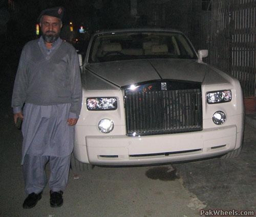 Rolls Royce Phantom Unleashed