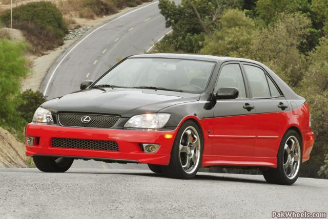 LEXUS IS 430 By Chip Foose - Mechanical/Electrical