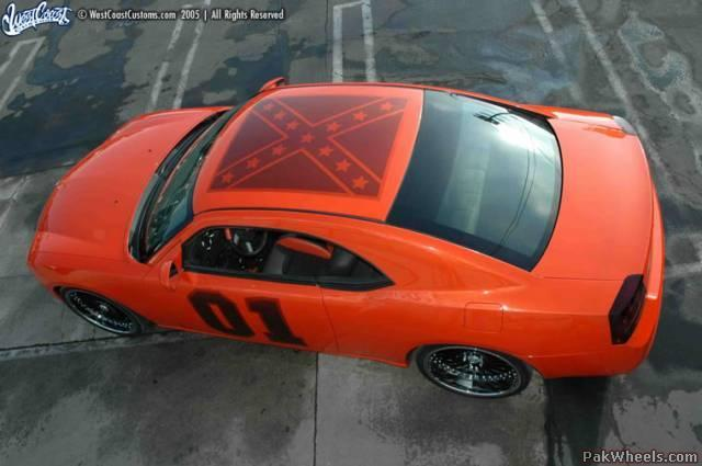 2 Door Charger >> 2 door charger made by west coast customs - General Car Discussion - PakWheels Forums
