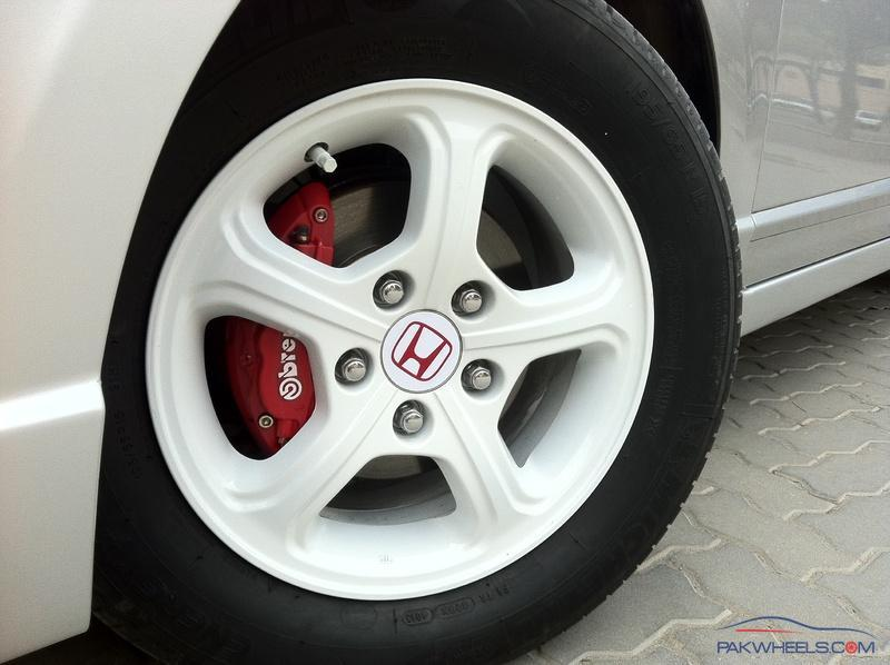 Best Tyres For Honda Civic Civic Pakwheels Forums