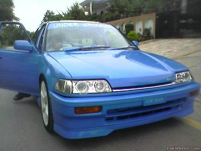 88 Civic: Modified Civic 88 Pictures