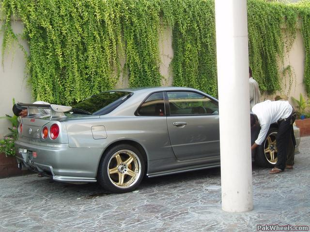 Nissan Skyline R34 For Sale >> Skyline R34 NUR in Pakistan - General Car Discussion ...