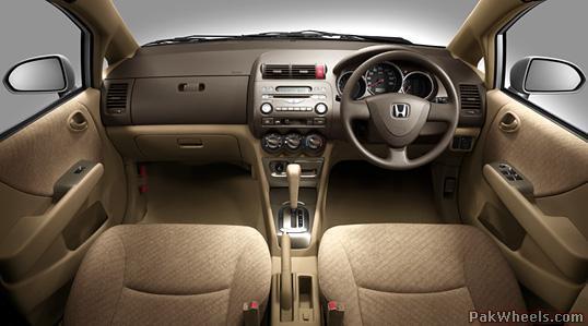 Honda Fit Aria City Version Of Pak Honda Fit