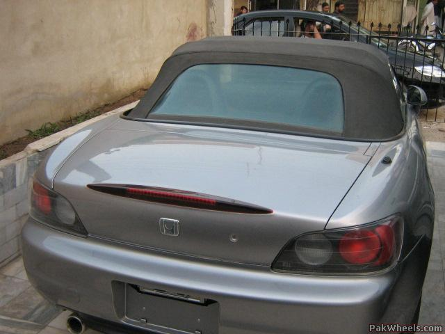 Honda S2000 Soft Top Convertible For