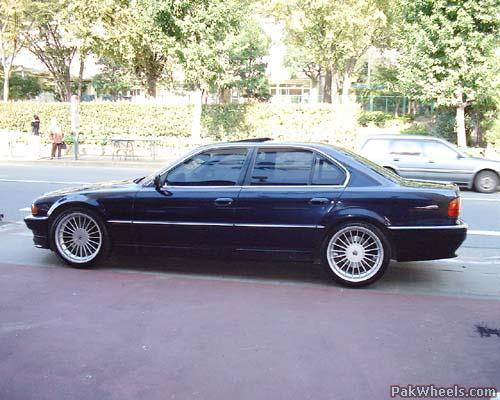 Bmw 735i 1999 Cars Pakwheels Forums
