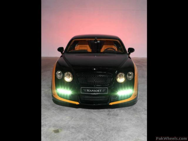 2007 Le Mansory Bentley Continental Gt Newsarticlesmotorists