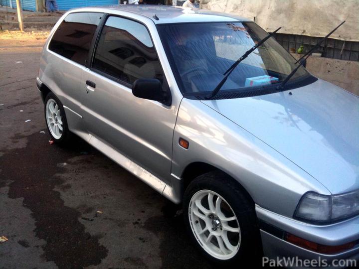 F S Daihatsu Charade Gtti 1992 2 Door Cars Pakwheels Forums