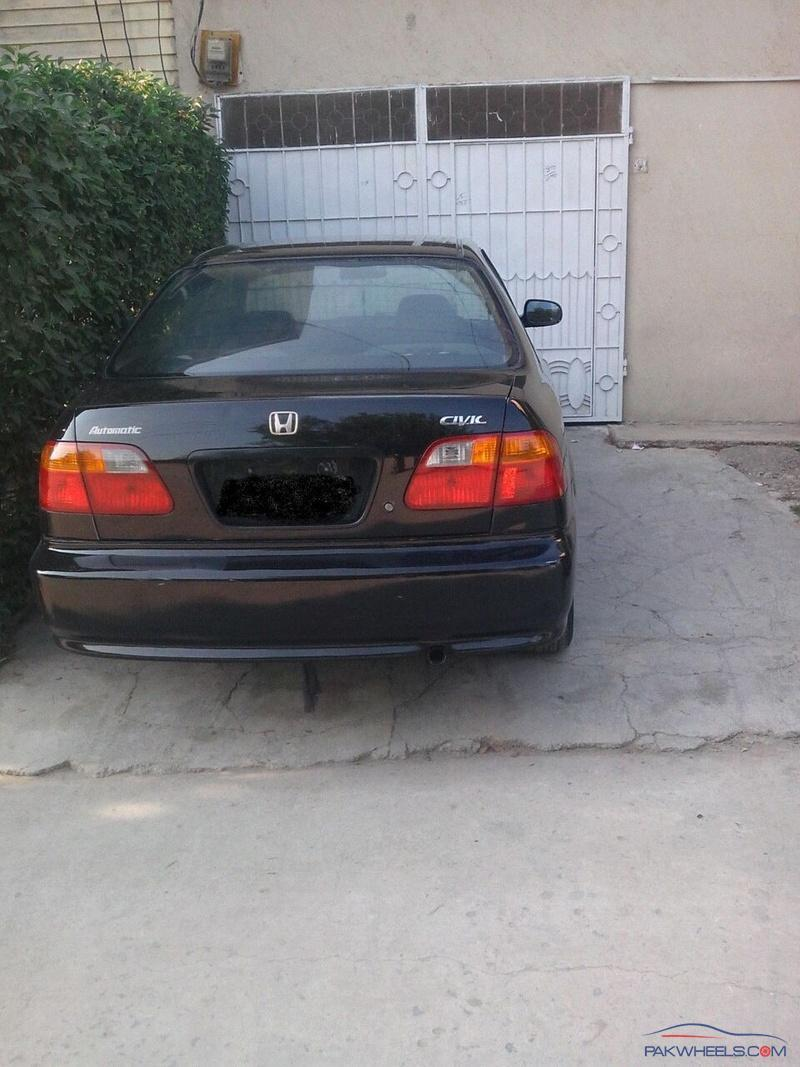 For sale honda civic 99 model rawalpindi cars for Honda civic 99 for sale