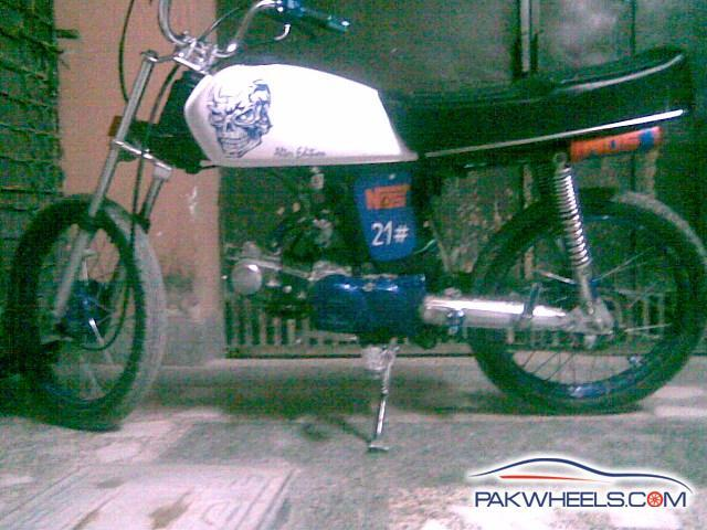 Altered 70cc Bike General Motorcycle Discussion Pakwheels Forums