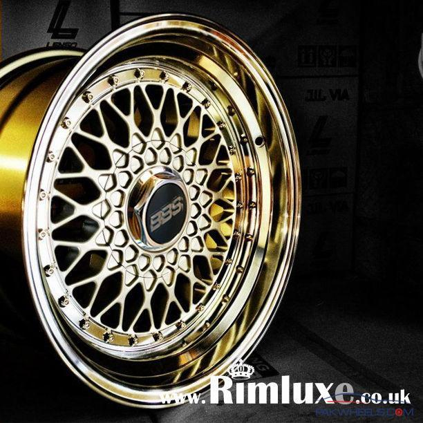 Bbs Rs Original Rims Required In Rawalpindi Islamabad