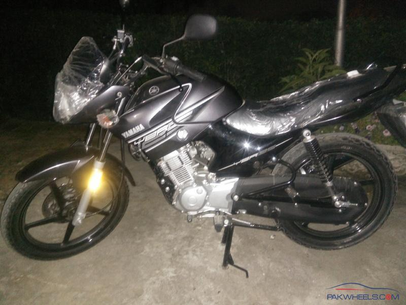 Islamabad's First Yamaha YBR 125, I think so :) - Yamaha Bikes