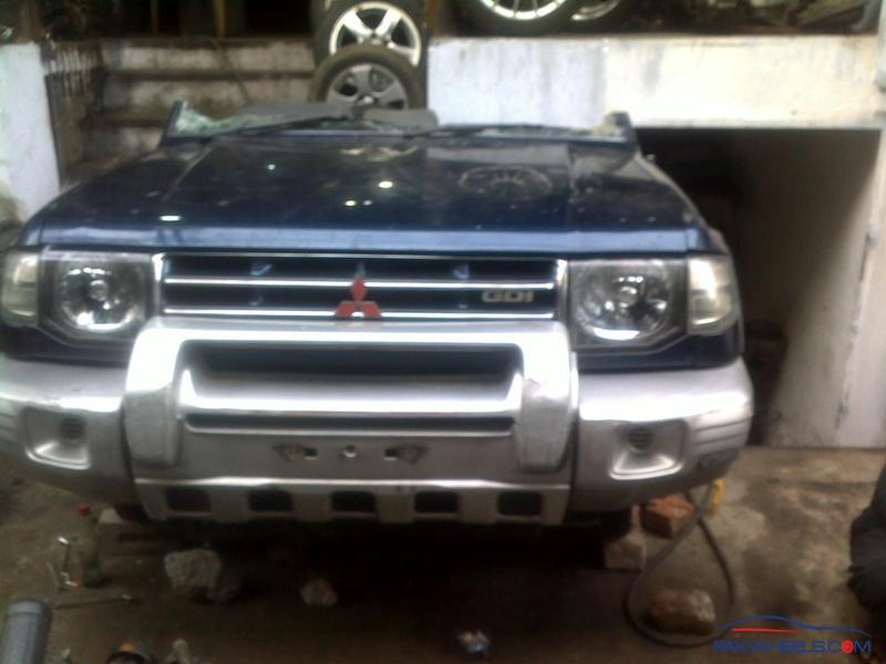 Pajero gdi engine for sale with complete kit - Car Parts - PakWheels