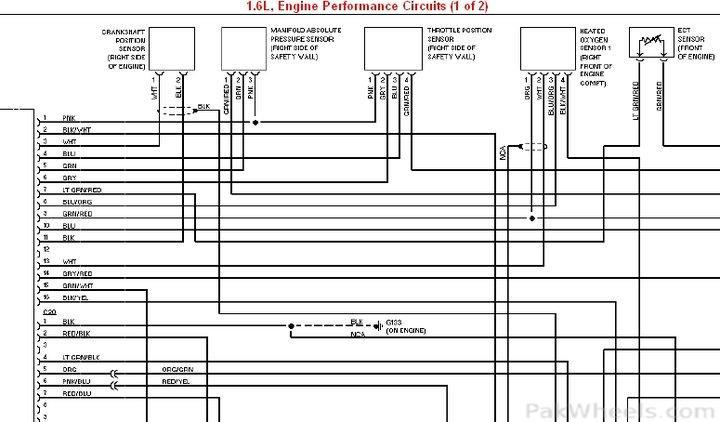 Need Baleno 1 6 Gti Ecu Pinouts Diagram