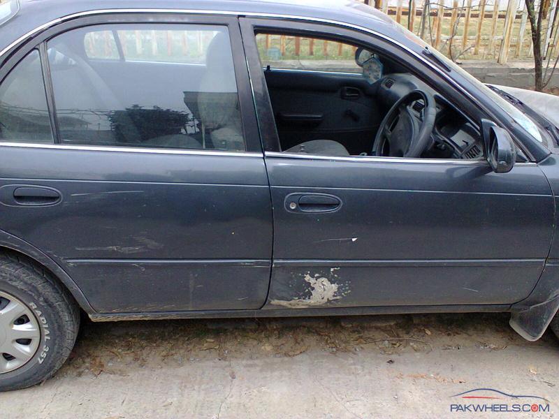 Best Toyota Corolla Dent && Paint Job in Rawalpindi Islamabad