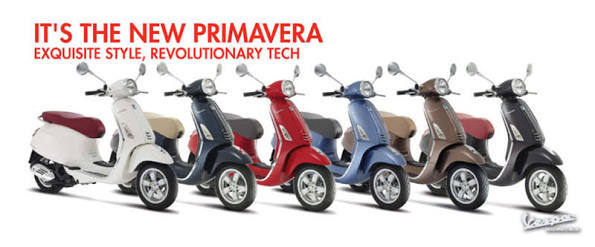 Vespa Primavera 150cc - Other Bike Makers - PakWheels Forums