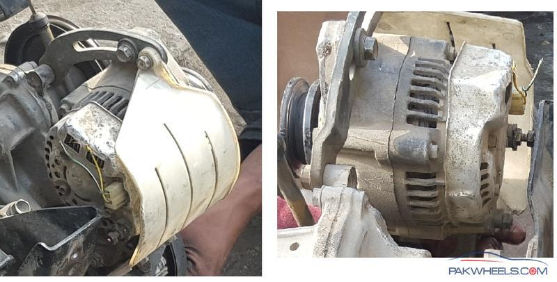khyber alternator analysis mechanical electrical pakwheels forums rh pakwheels com Suzuki Khyber New Model Modified Suzuki Khyber