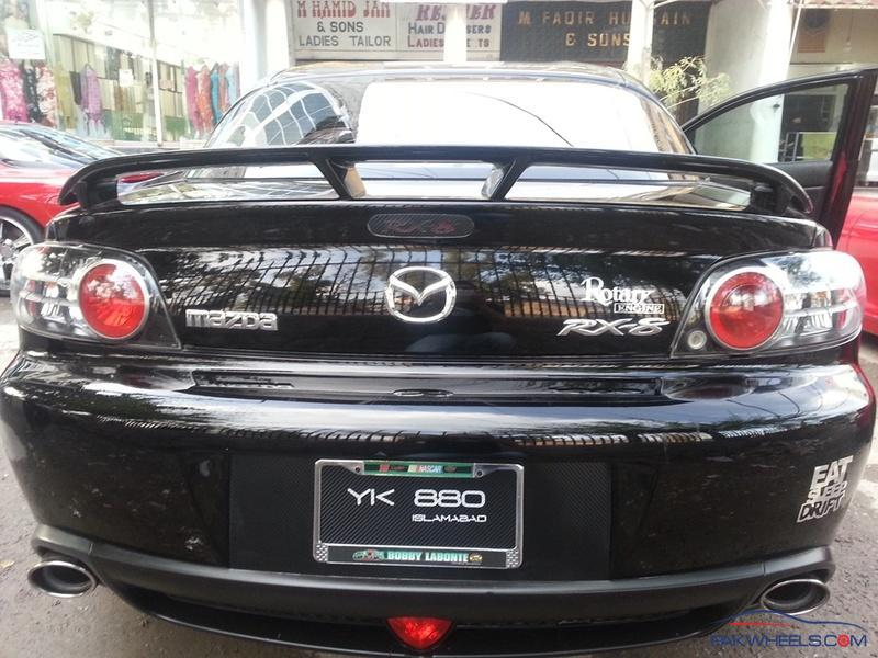 mazda rx 8 2007 - pz for sale or exchange - cars - pakwheels forums