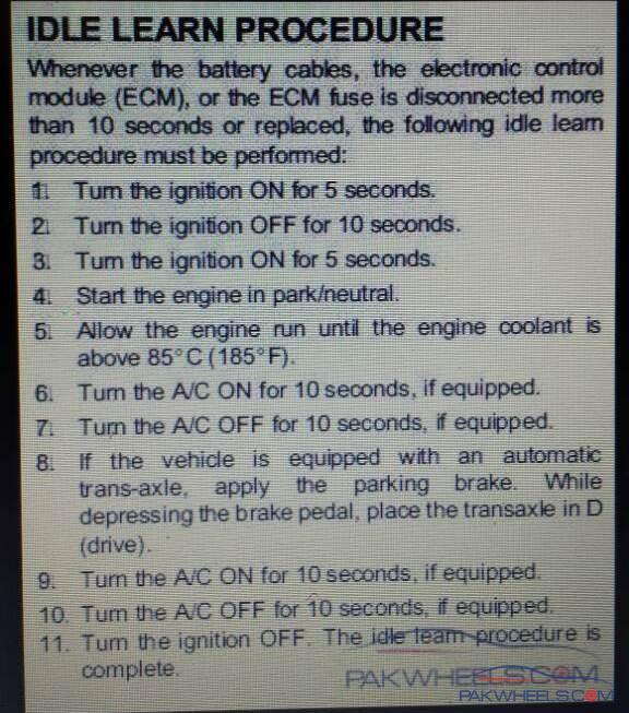 Engine vibrate at idle - Vitz/Yaris - PakWheels Forums