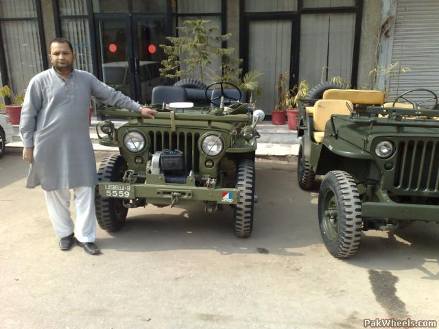 Islamabad Jeep Club - General 4X4 Discussion - PakWheels Forums
