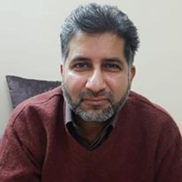 Ibrahim Irshad