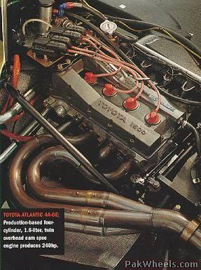 The Toyota 4AGE Engine! - Mechanical/Electrical - PakWheels Forums