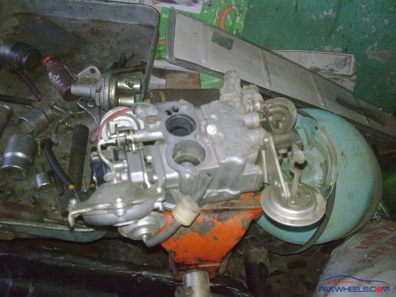 Suzuki Cultus carburetor - Cultus - PakWheels Forums