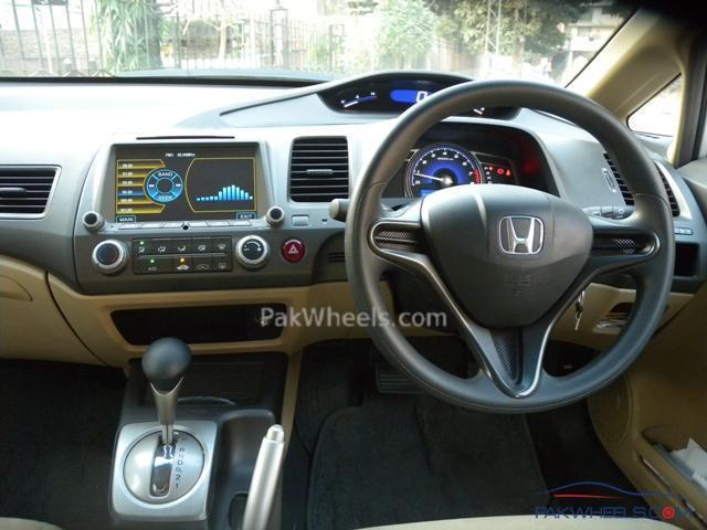 Honda CiviC Reborn OEM Navigation Steering Wheel Multimedia Control Connections - In-Car ...
