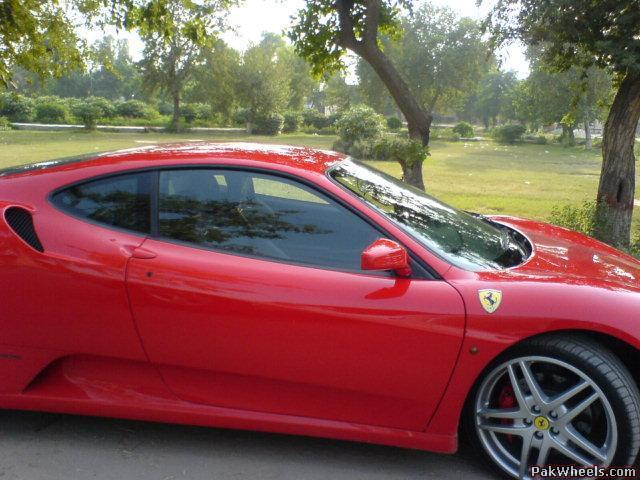 Ferraris In Pakistan · General Car Discussion