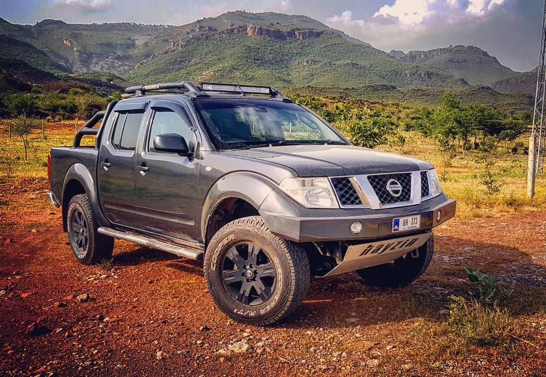 Introducing my 2007 Nissan Navara (D40) - 4X4 and Off-Road ...