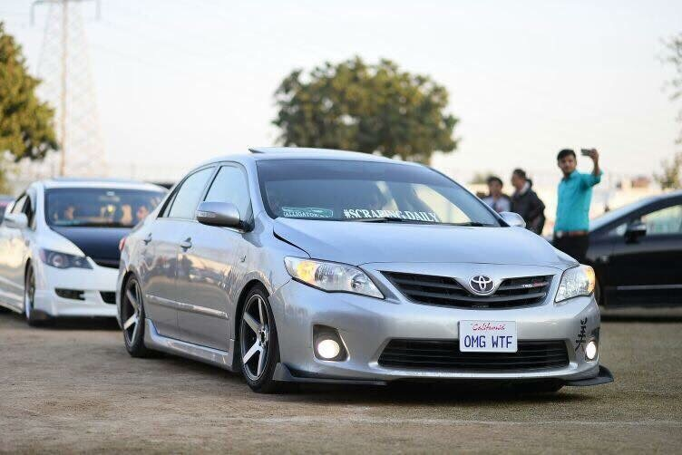 Modifications Recommended For Corolla 2013 Corolla Pakwheels Forums