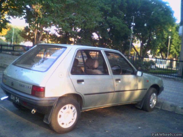 Selling My Diesel Dynamic Peugeot 205 Gld 1 8l