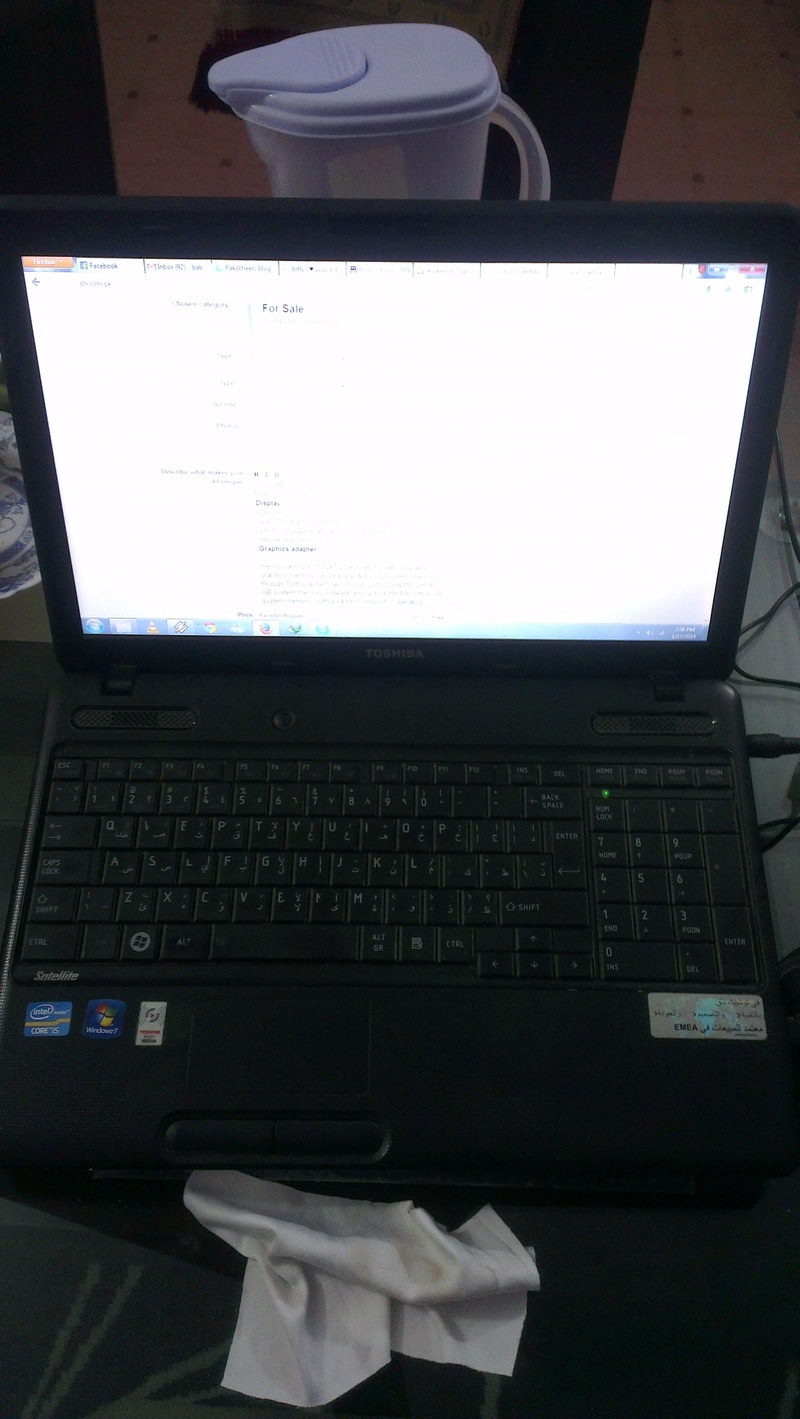 Toshiba Satellite C660 20t Indus Corolla Of Laptops For