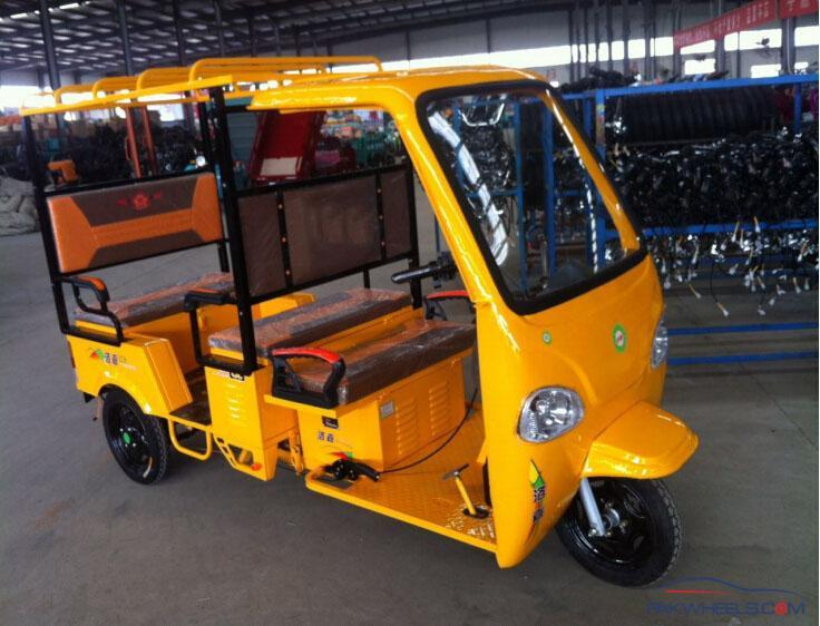 Rickshaw Car Price In Pakistan